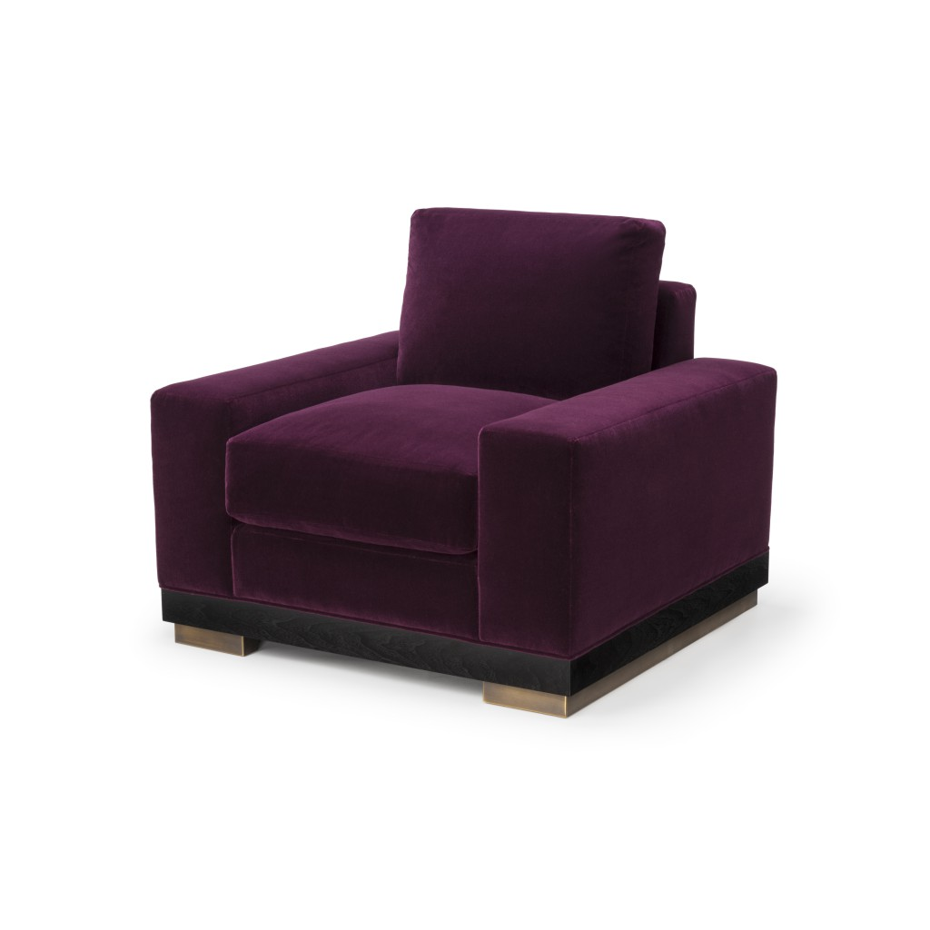 Image of Dyad Armchair