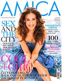 Amica Magazine – April 2008