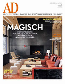 Architectural Digest – January 2013
