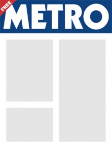 Metro – November 2015