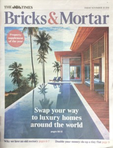 The Times – Bricks & Mortar November 2015