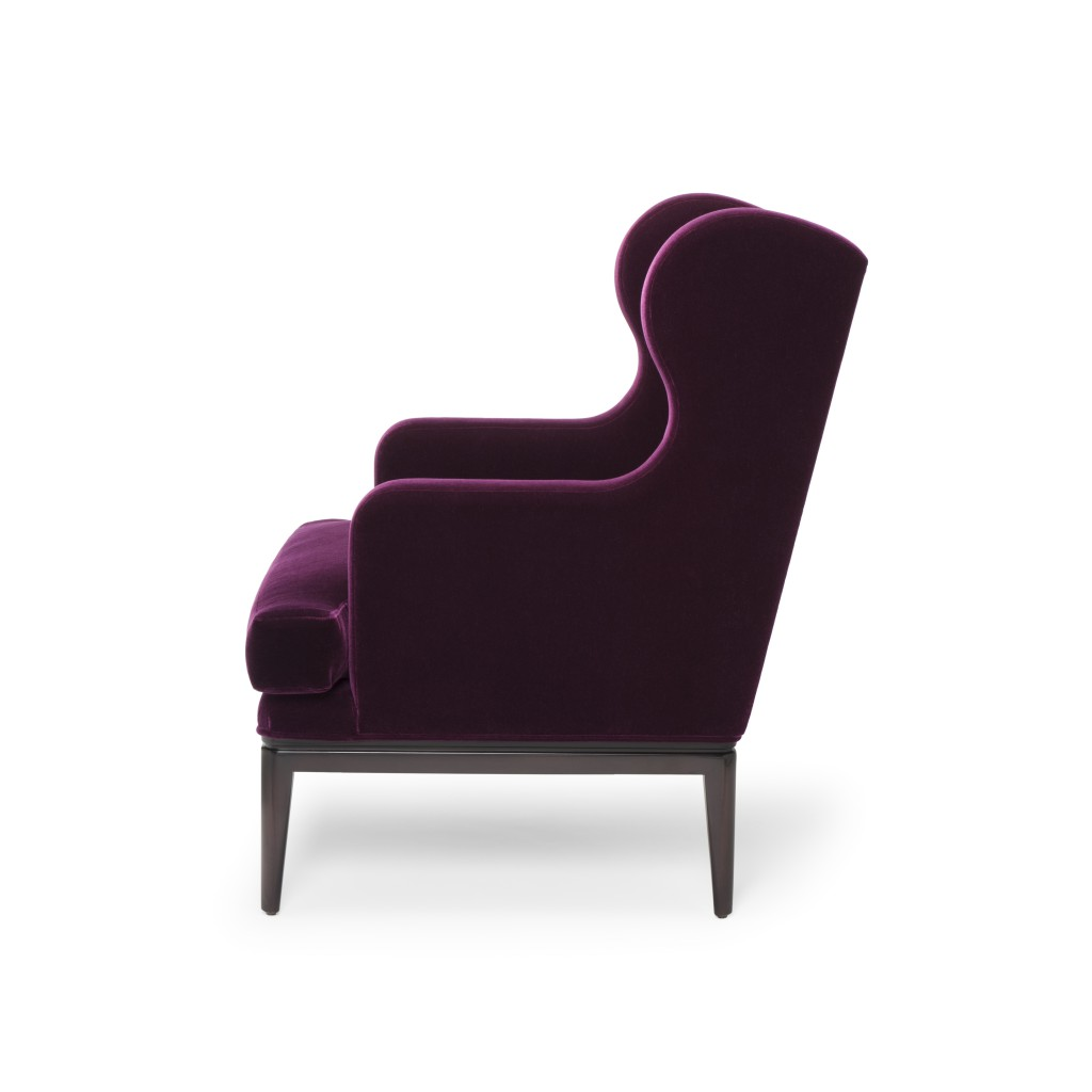 Image of Big Daddy Wing Chair