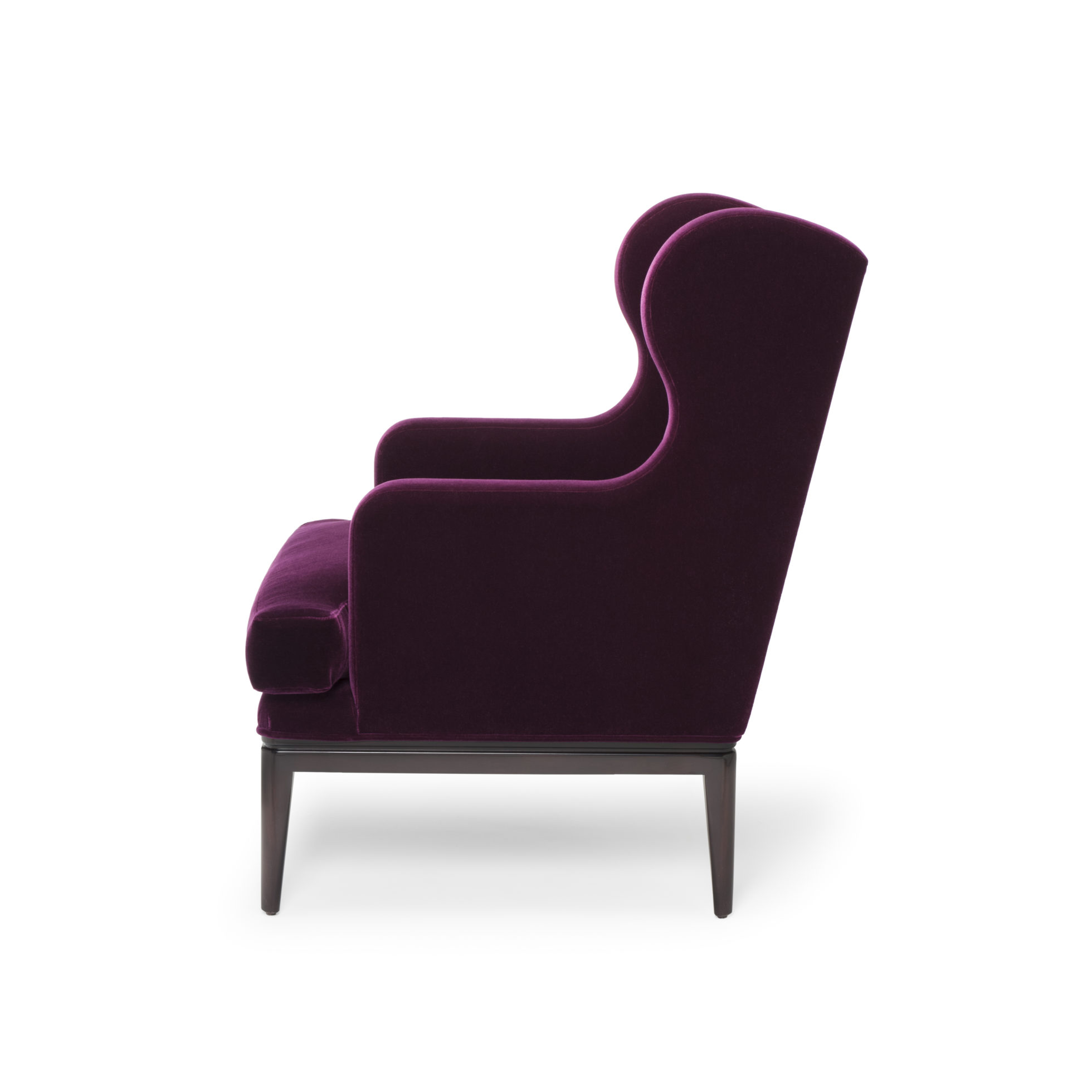 Image Of Big Daddy Wing Chair ...