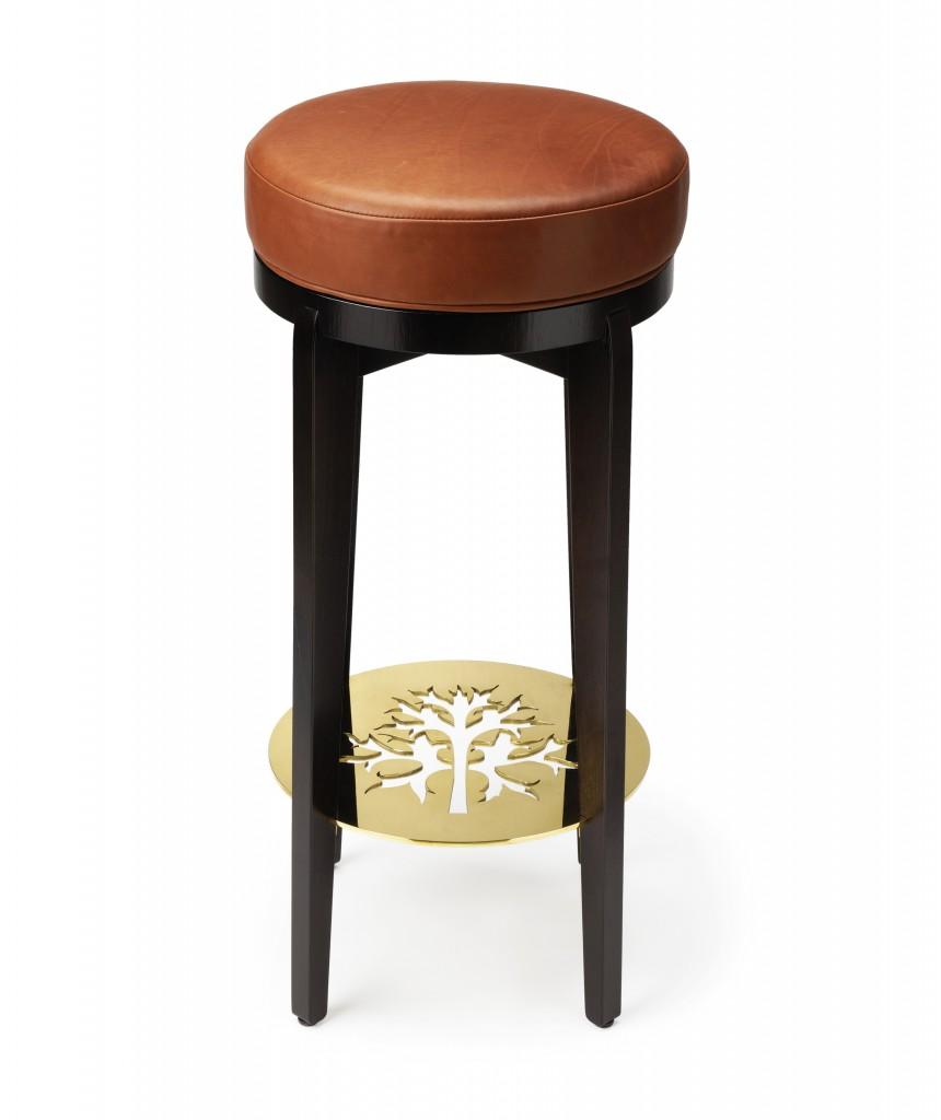 Image of Coin Bar Stool