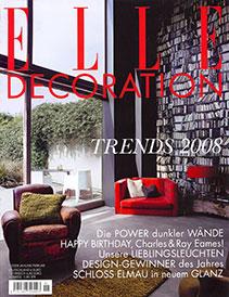 Elle Decoration – January 2008