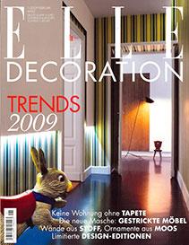 Elle Decoration – March 2009