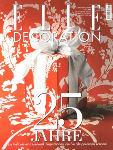 Elle Decoration – September 2015