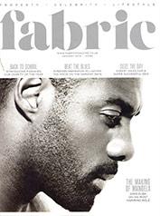 Fabric Magazine – January 2014
