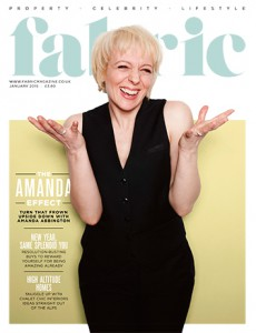 Fabric Magazine – January 2015