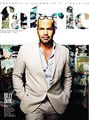 Fabric Magazine – October 2013