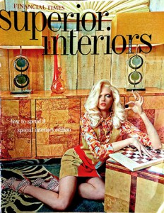Financial Times – Superior Interiors – April 2015