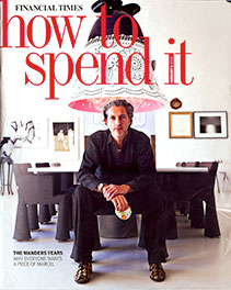 FT How to Spend it – February 2010
