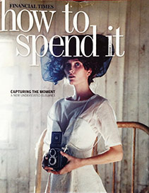FT How to Spend it – March 2013