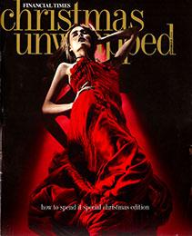 FT Magazine – December 2008