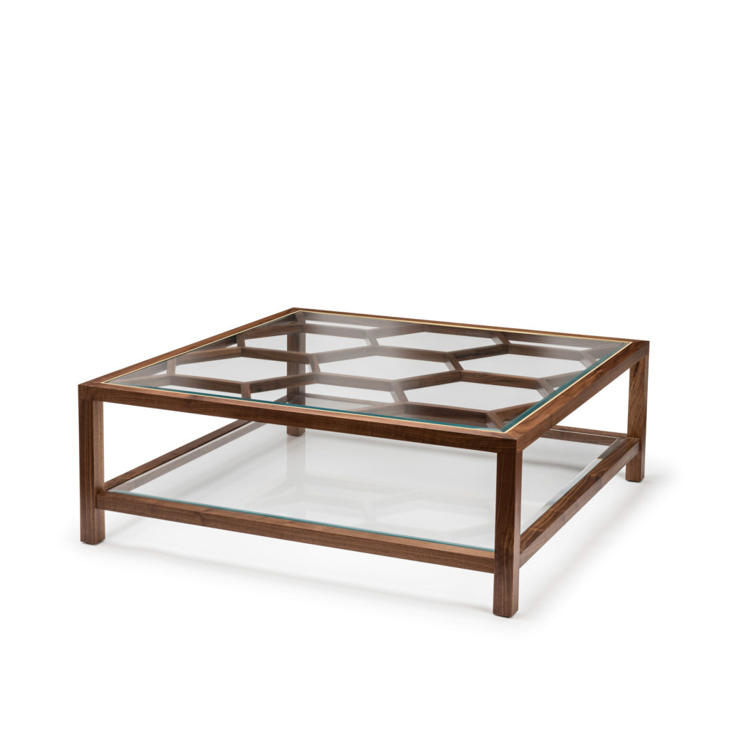 Image of Archebee Square Coffee Table
