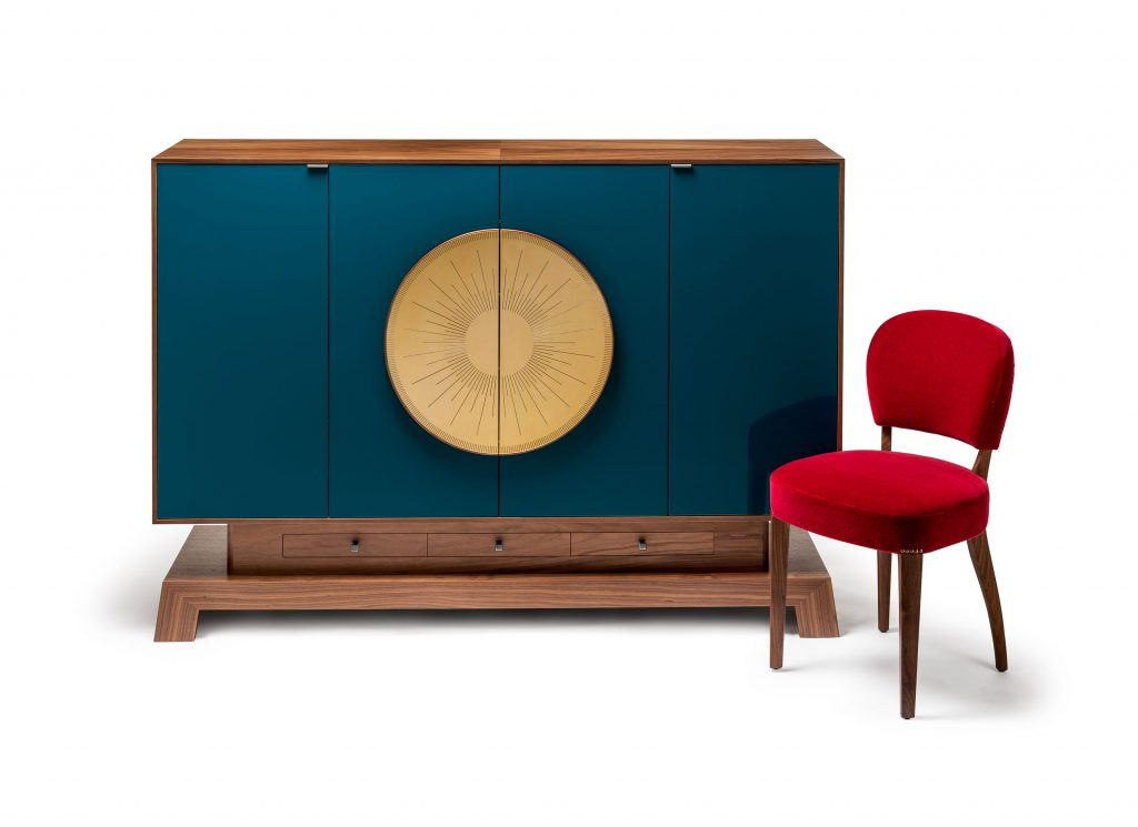 Image of Bartleby Credenza – Lacquer