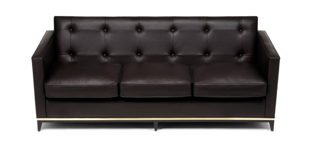 Gamine Three Seat Sofa