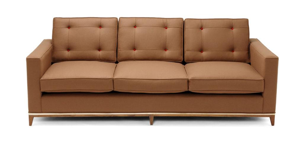 Minx Three Seat Sofa