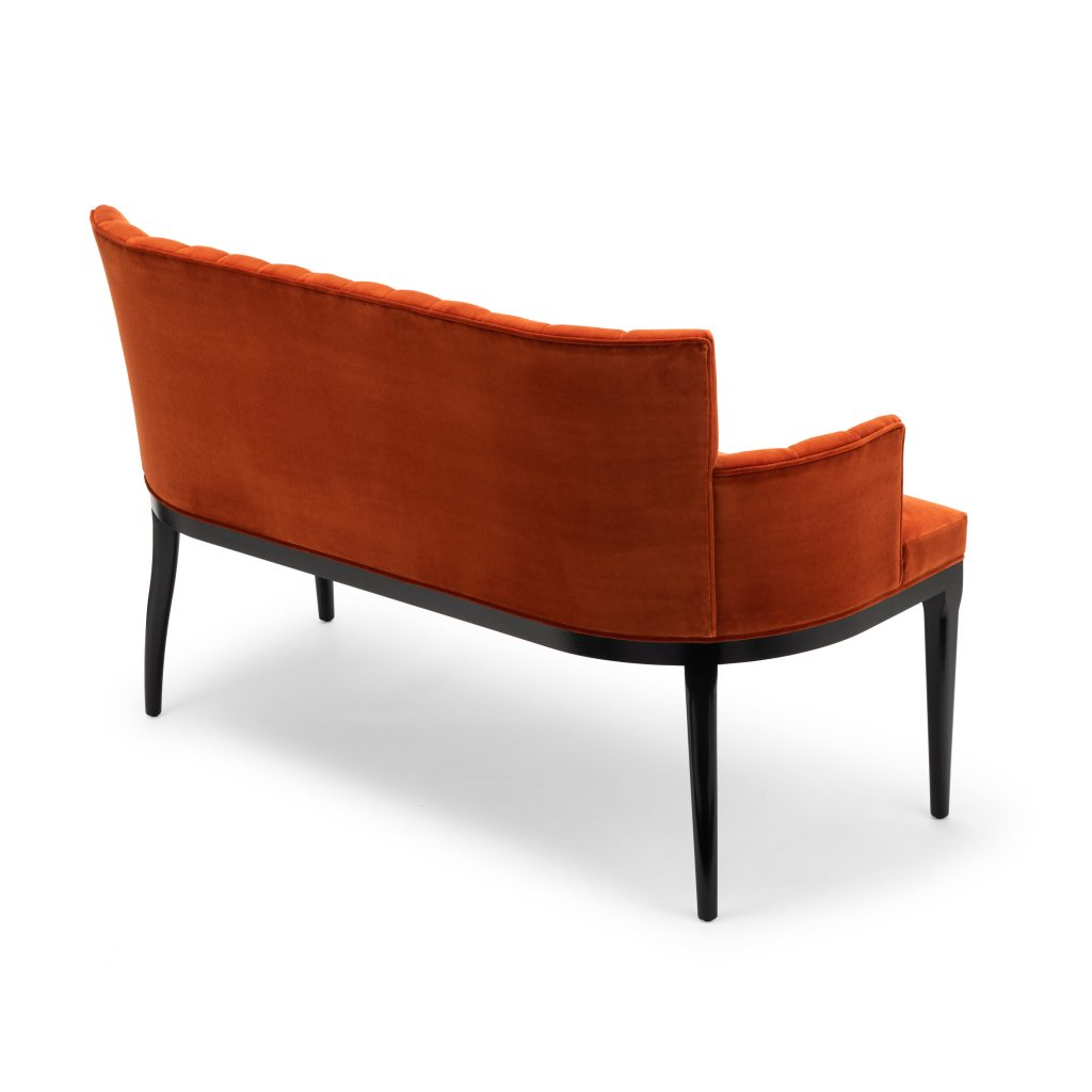 Image of Oxalis Two Seat Bench