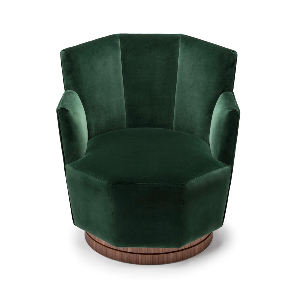 Image of Quinaquina Swivel Chair