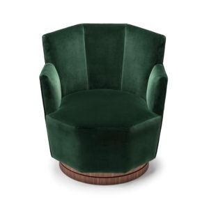 Quinaquina Swivel Chair