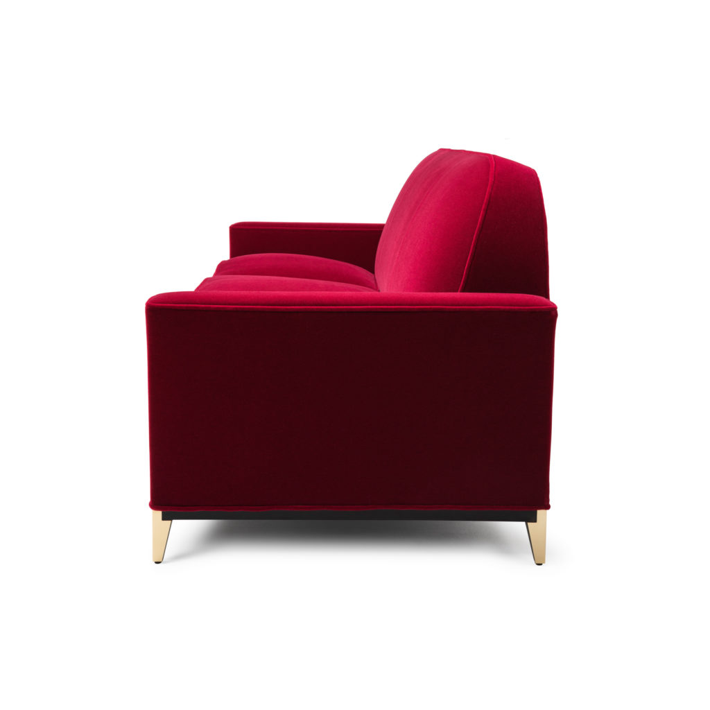 Image of Rondure Three Seat Sofa