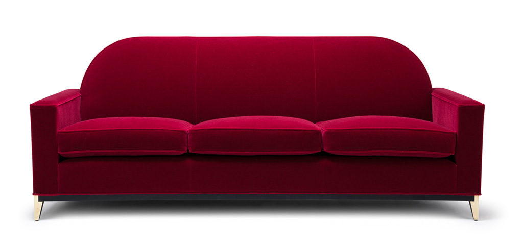 Rondure Three Seat Sofa