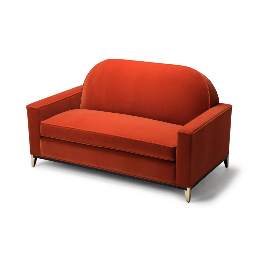Image of Rondure Two Seat Sofa