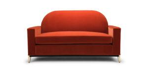 Rondure Two Seat Sofa