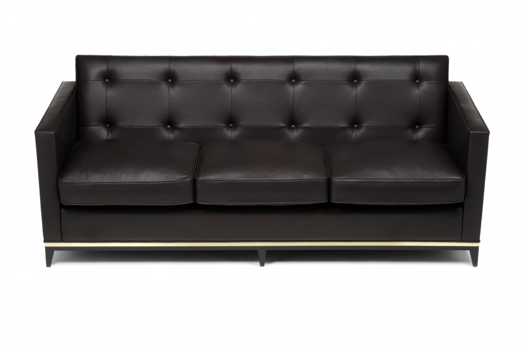 Image of Gamine Three Seat Sofa