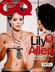 GQ Magazine – October 2009