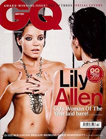 GQ Magazine – October 2009