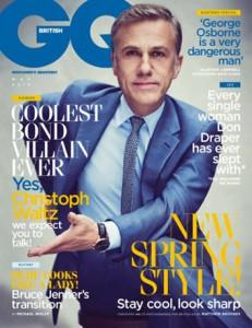 GQ UK – May 2015