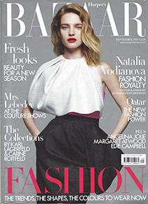 Harper's Bazaar – September 2013