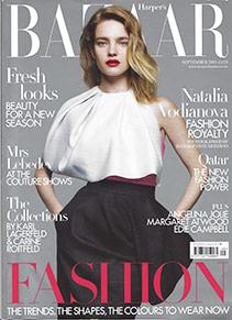 Harper's Bazaar – September 2013