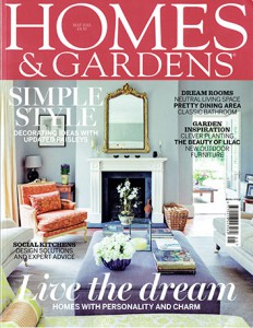 Homes and Gardens Magazine – May 2015