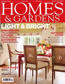 Homes & Gardens – 2007