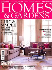 Homes & Gardens – April 2009
