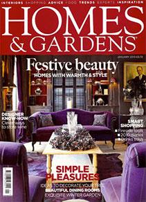 Homes & Gardens – January 2010