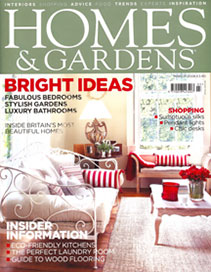 Homes & Gardens – March 2008