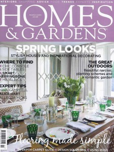 Homes & Gardens – March 2013