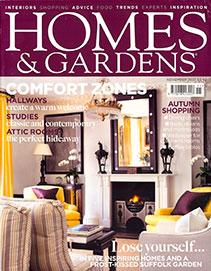 Homes & Gardens – November 2007