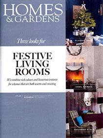 Homes & Gardens – December 2009