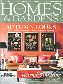 Homes & Gardens – November 2011