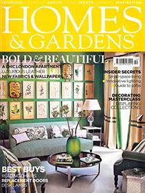 Homes & Gardens – October 2009