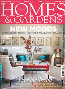 Homes & Gardens – October 2012