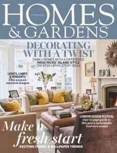 Homes & Gardens – October 2015