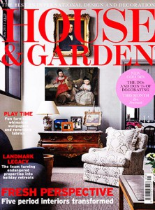 House and Garden – May 2015