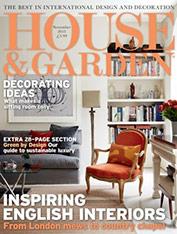 House & Garden – November 2013