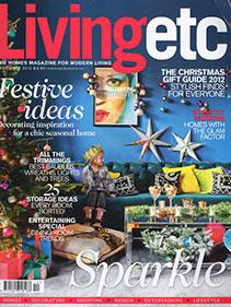 Living Etc – December 2012